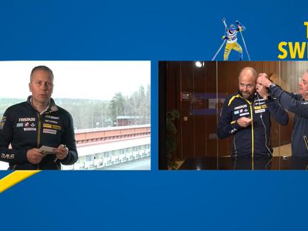Ny Generalsekreterare för Svenskt Skidskytte