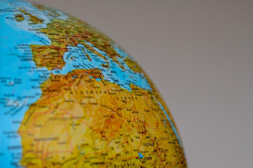 Die Welt entdecken