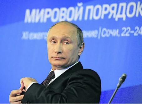 Новый мировой порядок уже в Москве?