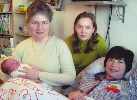 """Результаты исследования """"Роды и рождение в домашних условиях"""""""