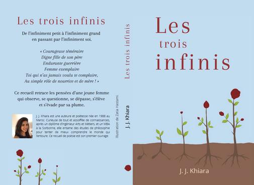 Couverture pour l'auteure J.J. Khiara, 2021.