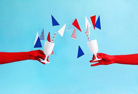 July Forth Celebrations