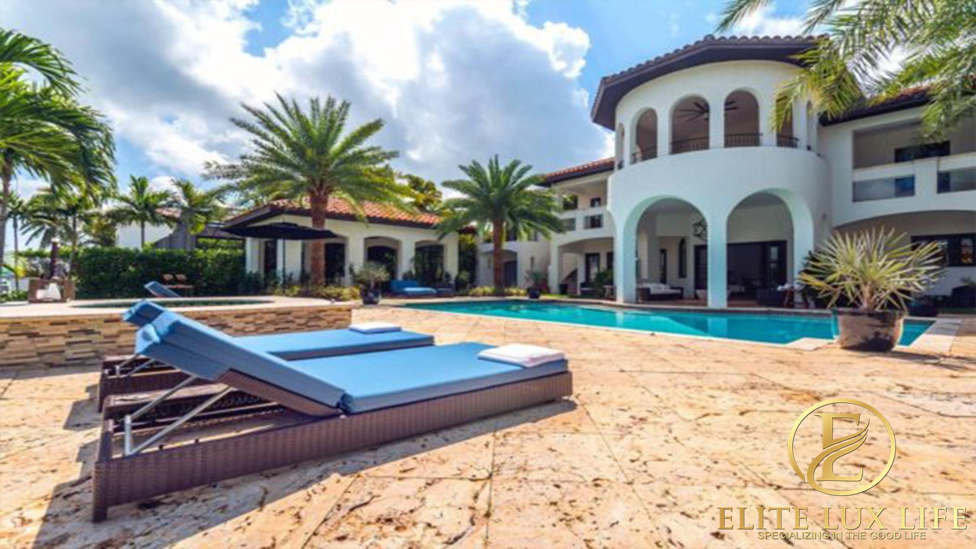 Villa Elite Waterfront Miami 3