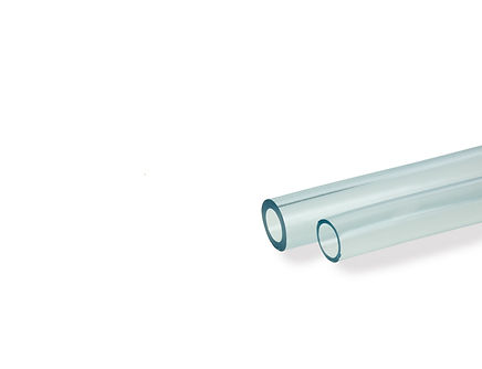 Industrial Thin and thick PVC tubing and