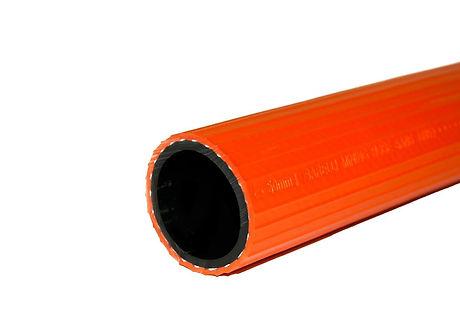Orange Barelli reinforced  mining PVC ho