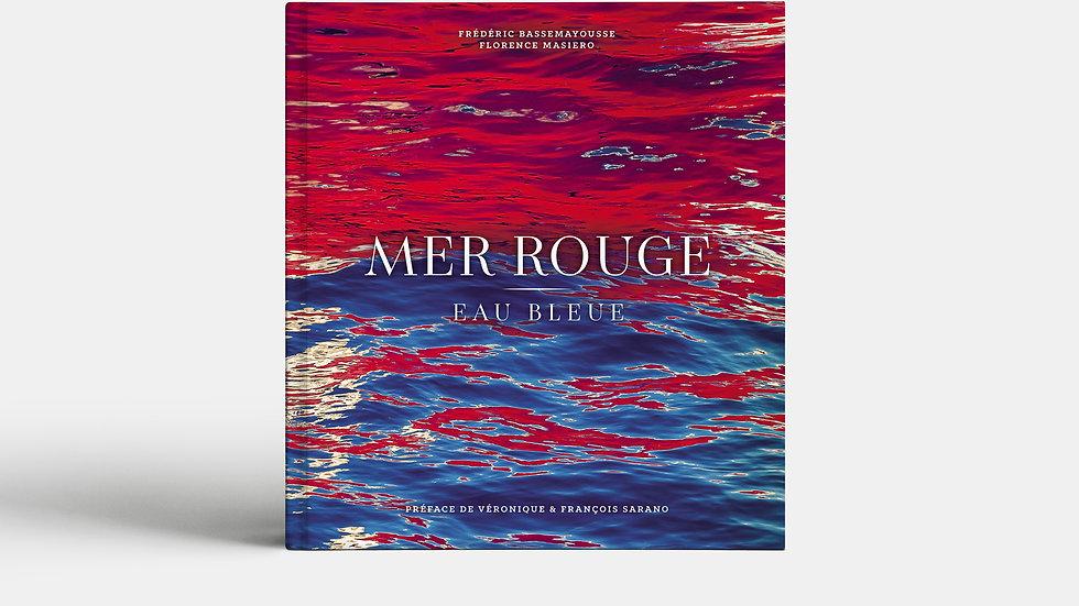 Le livre Mer Rouge - Eau Bleue