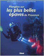 Frederic Bassemayousse - Photographe - Mi Air Mi Eau Photo, livre Plongée sur les plus belles épaves de Provence
