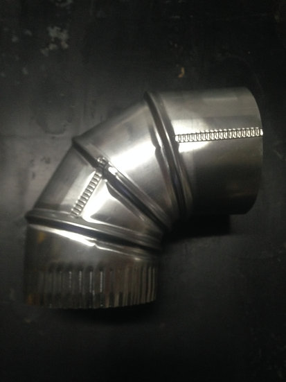 Ducting elbow
