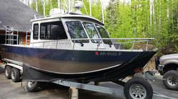 2001 Jetcraft II 30' Offshore inboard jetboat