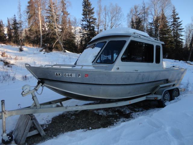 2000_Jetcraft_22'_inboard_jet_boat