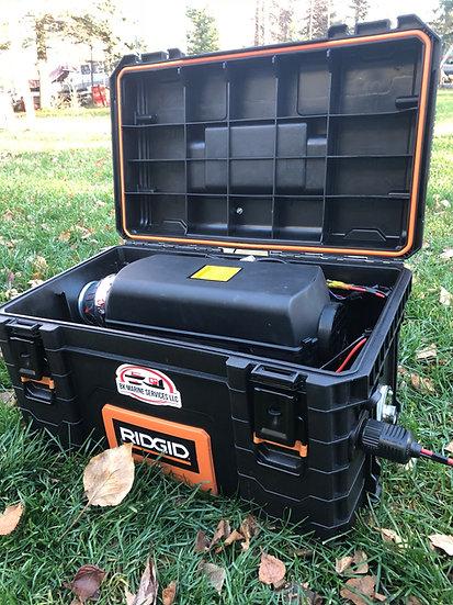 Planar Portable 44D Diesel Air Box Heater