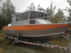 2013 Hewescraft 26' Pacific Cruiser