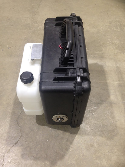 Planar Portable 2D Diesel Air Box Heater