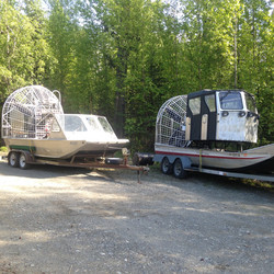 Airboat Fabrication