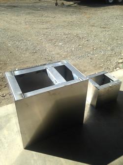 Custom aluminun boxes