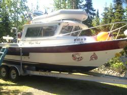 2005 Sea Sport 2400 XL