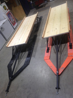 Freight sled