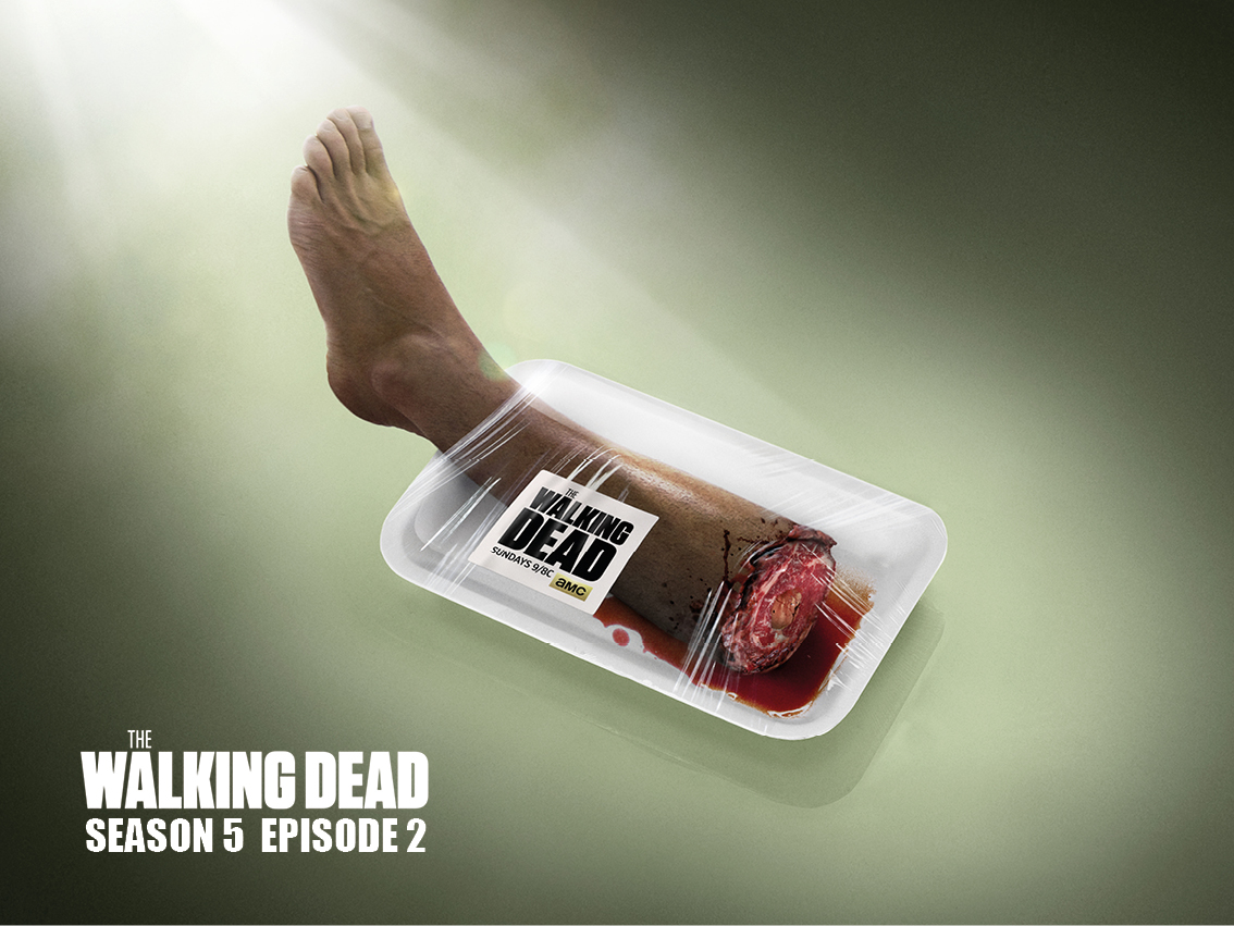 THE WALKING DEAD - S05E02