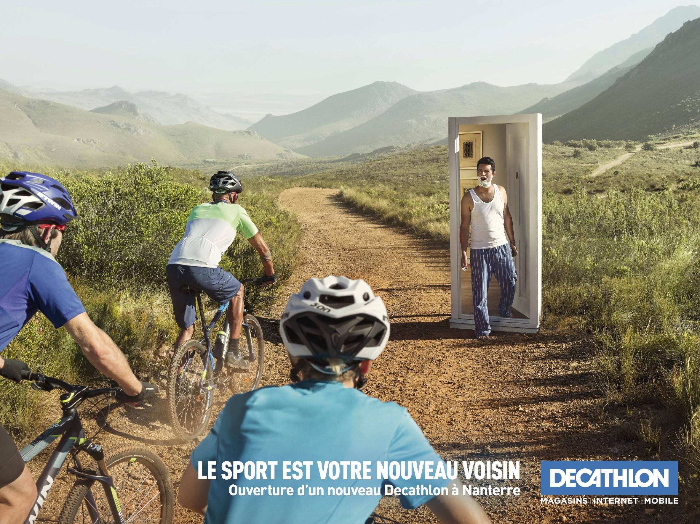 Carte Accord Decathlon.Work Nicolas Amiard