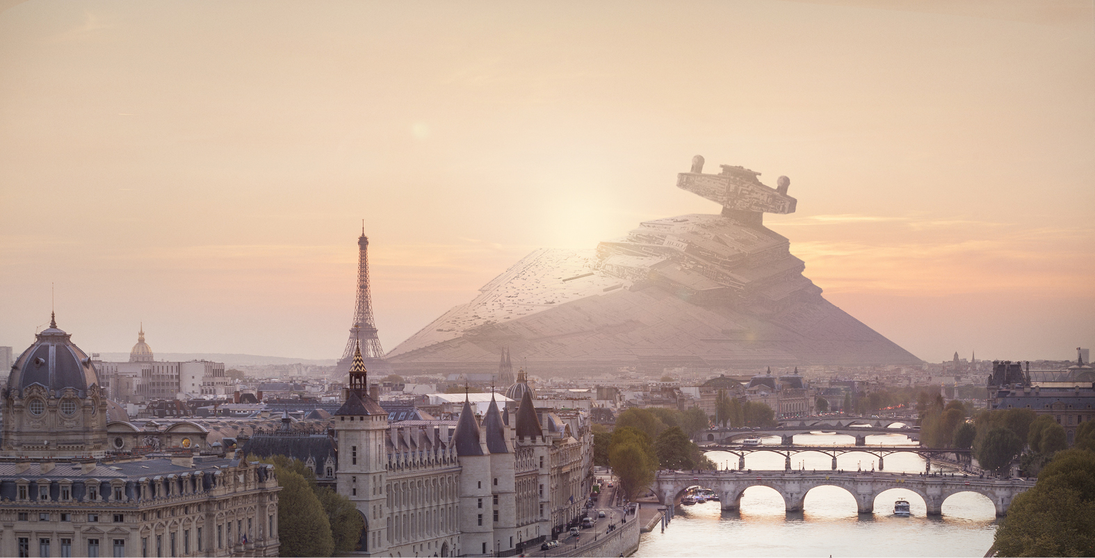 STAR WARS - PARIS