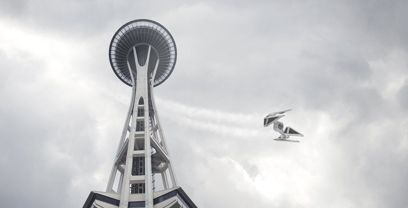 SEATTLE - Tie Needle