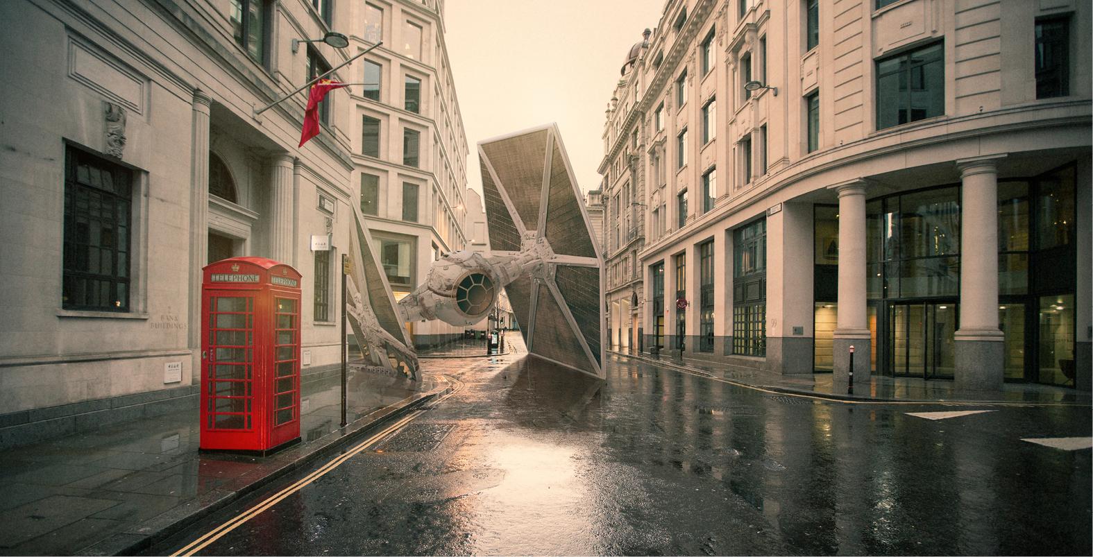STAR WARS - LONDON