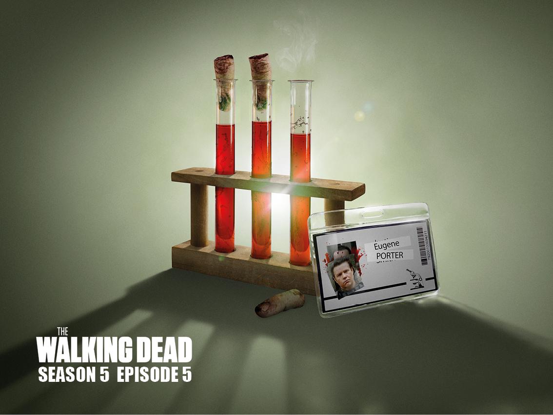 THE WALKING DEAD - S05E05