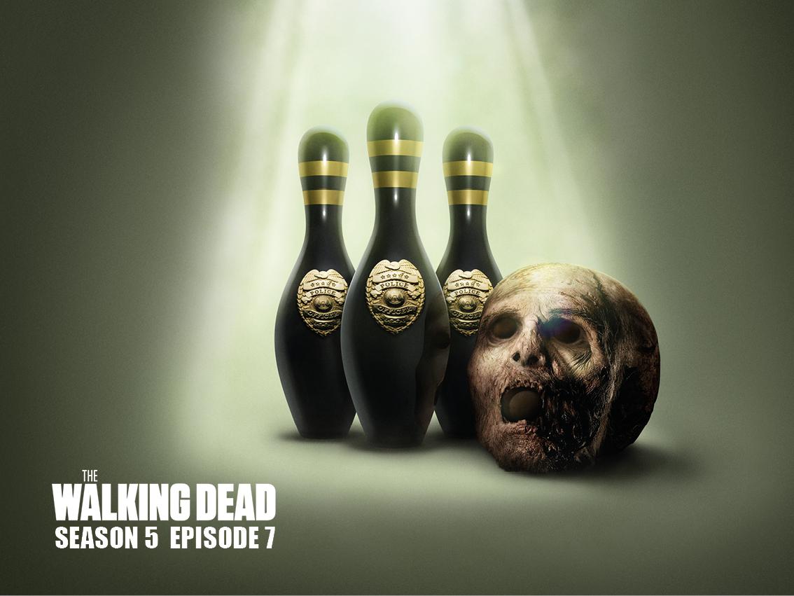 THE WALKING DEAD - S05E07