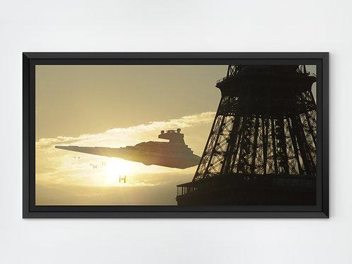 PARIS - Eiffel Destroyer