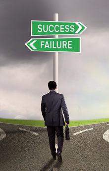 Erfolg oder Misserfolg