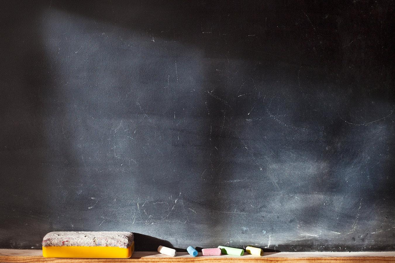 Lehrer-Coaching; Tafelbild