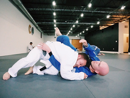 The Curse Of The 6 Year Blue Belt Blues