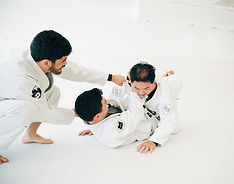 Learning Brazilian Jiu Jitsu Fundamental