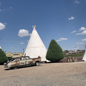 Wigwam Motel in Holbrook, AZ