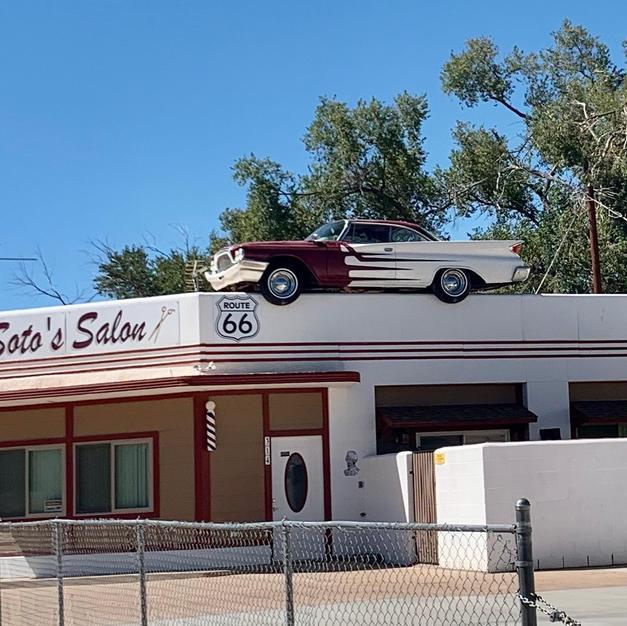 DeSoto's Salon in Ash Fork, AZ