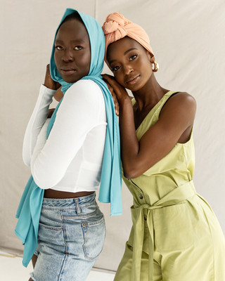 Realle and Fatimat for The Wrap Life