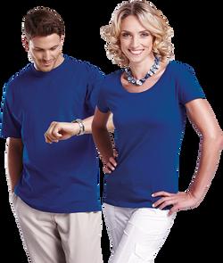 Mens & Ladies 160g T-Shirt Round