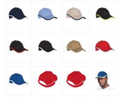 6 Panel Insert Binding Cap Colours