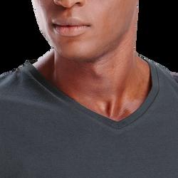170g Slim Fit V-Neck T-Shirt