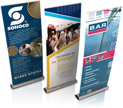 Popup Banners for Indoors