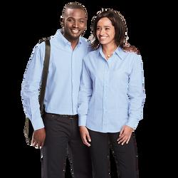 Chambray Long Sleeve Shirts