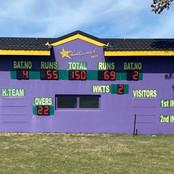 Bellville Cricket Club Scoreboard