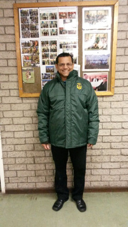 Kitting out Bellville Rugby Club