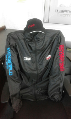 Wingfield Racing Jackets