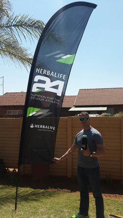 Herbal Life Banners