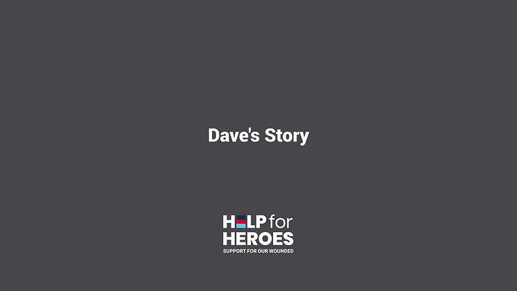 Dave Watson - My Story