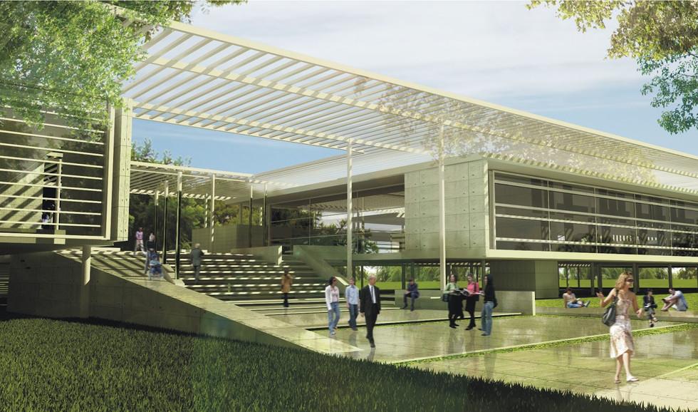 Centro Cívico: Nodo Reconquista