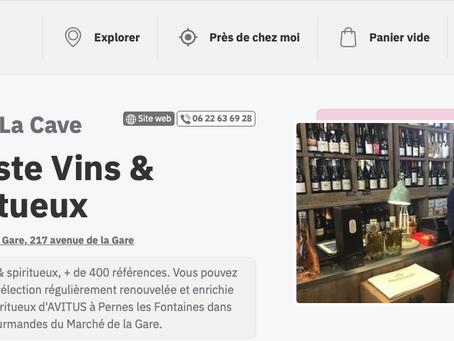 Commandez chez Avitus en ligne sur www.fairemescourses.fr