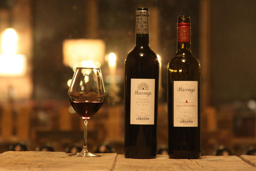 Massaya wines
