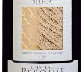 Château Pesquié's new cuvée SILICA